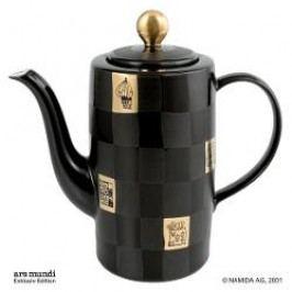 Königlich Tettau Hundertwasser Coffee Edition Coffee Pot 6 persons