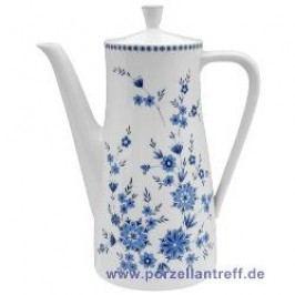 Seltmann Weiden Doris Bavarian Blue Coffee Pot
