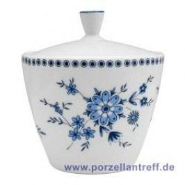 Seltmann Weiden Doris Bavarian Blue Sugar Bowl