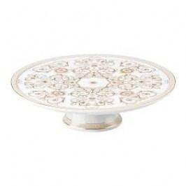 Rosenthal Versace Medusa Gala Platter on foot (small) d: 21 cm