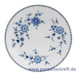 Seltmann Weiden Doris Bavarian Blue Breakfast Plate 19 cm