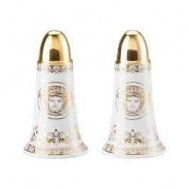 Rosenthal Versace Medusa Gala Pepper/salt shaker, 2 pcs