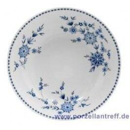 Seltmann Weiden Doris Bavarian Blue Salad Bowl 19 cm