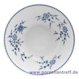 Seltmann Weiden Doris Bavarian Blue Round Bowl 23 cm