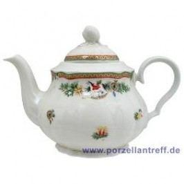 Seltmann Weiden Marie-Luise Christmas Dream Tea Pot 6 persons