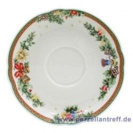 Seltmann Weiden Marie-Luise Christmas Dream Coffee Saucer 14.5 cm