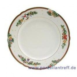 Seltmann Weiden Marie-Luise Christmas Dream Bread and Butter Plate 17 cm