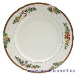 Seltmann Weiden Marie-Luise Christmas Dream Dinner Plate 27 cm