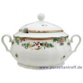 Seltmann Weiden Marie-Luise Christmas Dream Bowl with Lid 2,15 l