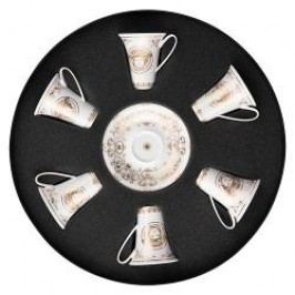 Rosenthal Versace Medusa Gala Set 6 pcs Espresso/Mocca cup 0.09 L