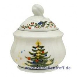 Seltmann Weiden Marie-Luise Christmas Sugar bowl, for 6 persons