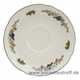 Seltmann Weiden Marie-Luise Christmas Coffee saucer, 14.5 cm