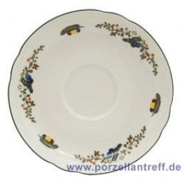 Seltmann Weiden Marie-Luise Christmas Tea saucer, 14.5 cm