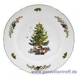 Seltmann Weiden Marie-Luise Christmas Bread and butter Plate/Side plate, 17 cm