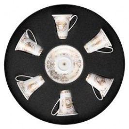 Rosenthal Versace Medusa Gala Gold Set 6 pcs Espresso/Mocca cup 0.09 L
