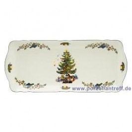 Seltmann Weiden Marie-Luise Christmas Pie platter, square, 35 cm
