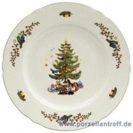 Seltmann Weiden Marie-Luise Christmas Plate flat, 30 cm
