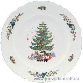Seltmann Weiden Marie-Luise Christmas Dinner plate, 25 cm