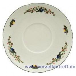 Seltmann Weiden Marie-Luise Christmas Soup saucer, 16 cm