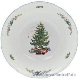 Seltmann Weiden Marie-Luise Christmas Bowl round, 20 cm