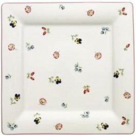 Villeroy & Boch Petite Fleur Dinner Plate Square 27 cm