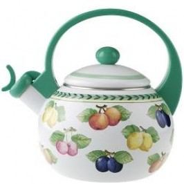 Villeroy & Boch French Garden Kitchen Whistling Kettle 2.0 L - Stainless Steel