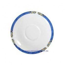 Seltmann Weiden Compact Iris Mocha Cup Saucer 12 cm