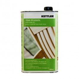 Kettler Pflegeöl für Teakholz-Möbel, 1000 ml