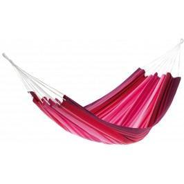Jobek Antigua Tuchhängematte Pink Gestreift