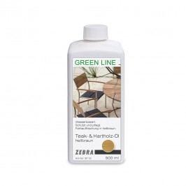 Zebra greenline Teaköl hellbraun, 500 ml