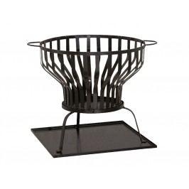 Siena Garden Feuerkorb Tulpa Durchmesser: 60 cm schwarz