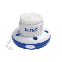 Intex Mega Chill -Getränkekühler Ř79cm Blau/Weiß