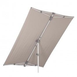 Suncomfort Stockschirm Flex Roof 210x150 off-grey