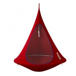 Cacoon Single Hängesessel Ř150cm  Chillirot