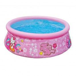 INTEX Hello Kitty Easy-Set Pool Ř183 cm Rosa