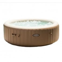 INTEX Pure SPA Bubble Whirlpool Ř216cm  Beige