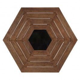 Hartman Hexagon-Tischplatte 160x160 cm Teak Teak Vintage