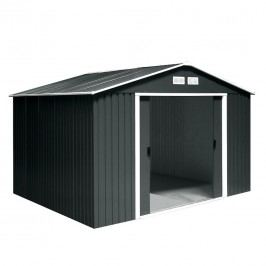 tepro Titan Gerätehaus 250x290 cm Metall Anthrazit