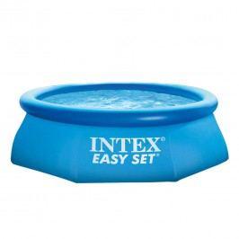 Intex Easy Set Pool Ř244x76 cm mit Kartuschenfilter Blau