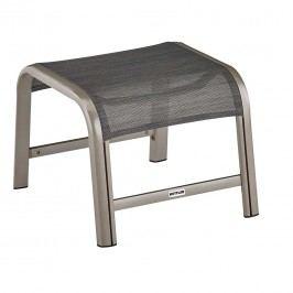 Kettler Forma II Hocker Aluminium/Textilene Champager/Graphit