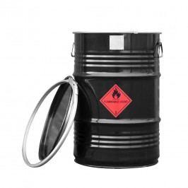 BarrelQ Feuertonne, Holzkohlegrill Small