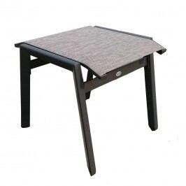 Hartman Aruba Hocker Aluminium/Curved Padded Textilene Xerix