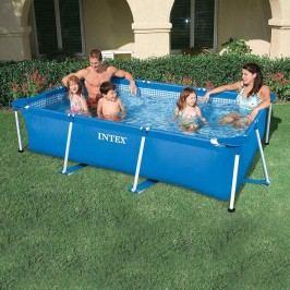 Intex Rec Frame Pool Set 300x200x75cm Blau