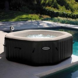 Intex Pure SPA Jet Whirlpool Ř201x71 cm Onyx Black