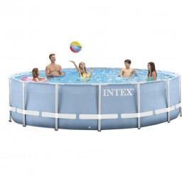 Intex Prism Frame Pool Set Ř457x122cm Blau