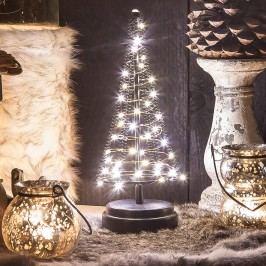 LED Mini-Weihnachtsbaum 40 LEDs warmweiß, 25cm, indoor