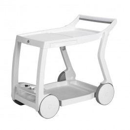 Nardi Galileo Servierwagen 84x60 cm Kunststoff Weiß