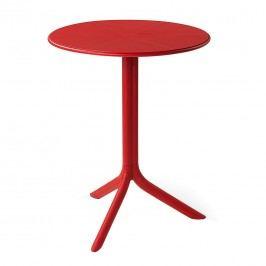 Nardi Spritz Tisch Ř60,5 cm Kunststoff Rot