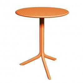 Nardi Step Gartentisch Ř60,5 cm Kunststoff Orange