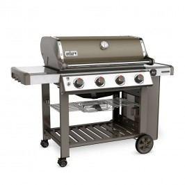 Weber Gasgrill Genesis® II E-410 GBS, smoke grey Smoke Grey